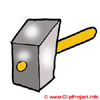 Hammer Clipart free